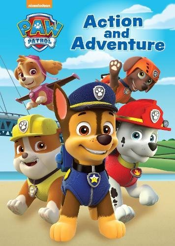Nickelodeon PAW Patrol Action and Adventure (Hardback)