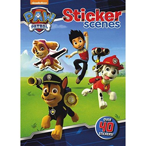 9781474837095: Nickelodeon Paw Patrol Sticker Scenes