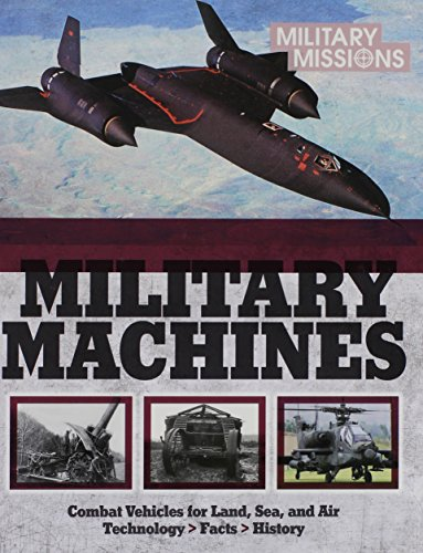 Ultimate Book of Military Machines (Military Missions): Parragon Books Ltd