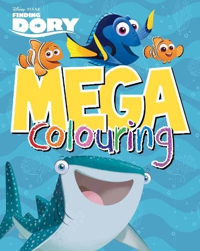 9781474838573: Disney Pixar Finding Dory Mega Colouring