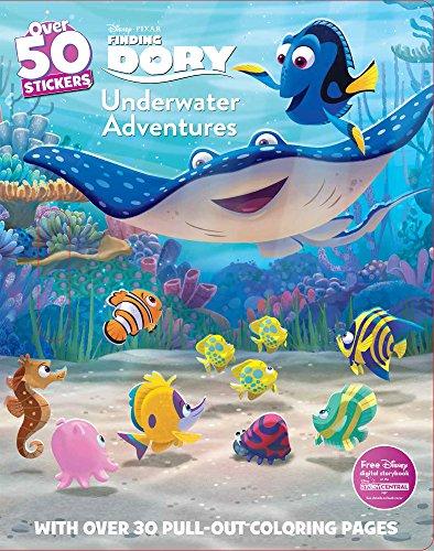 9781474838689: Underwater Adventures (Finding Dory)