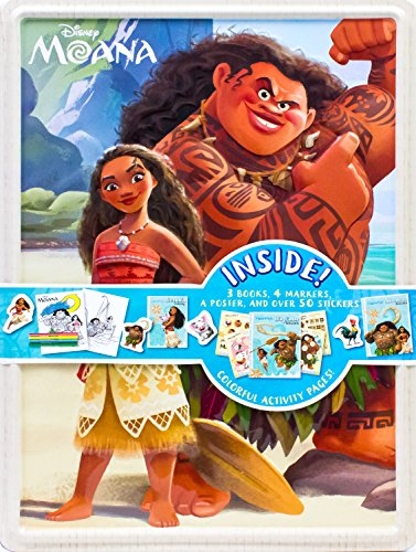 Disney Moana Collector's Tin
