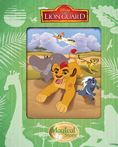 9781474844789: Disney Junior The Lion Guard Magical Story