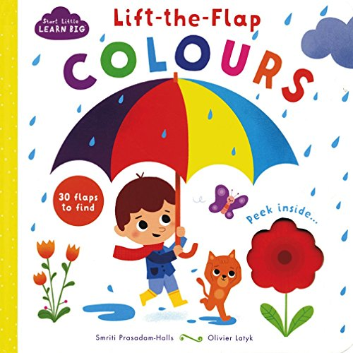 9781474845298: Start Little Learn Big Lift-the-Flap Opposites