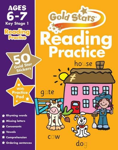 Gold Stars Reading Practice Ages 6-7: Parragon