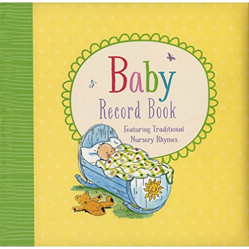 9781474847636: BABY RECORD BOOK