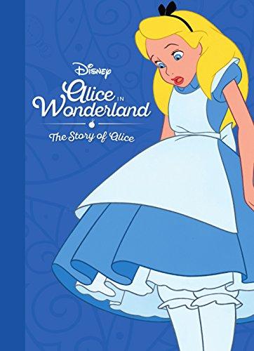 9781474850483: Disney Alice in Wonderland the Story of Alice
