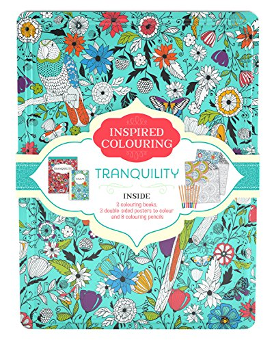 9781474850995: Inspired Colouring Tranquility