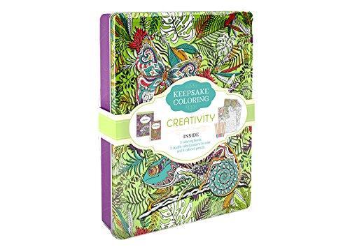 9781474851039: Creativity (Keepsake Coloring)