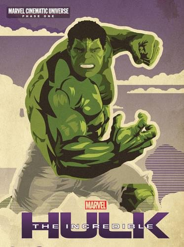 Marvel the Incredible Hulk: Marvel Cinematic Universe