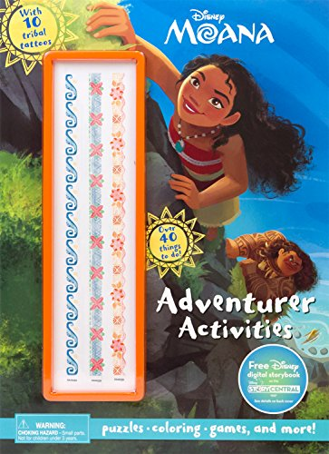 Disney Moana Adventurer Activi