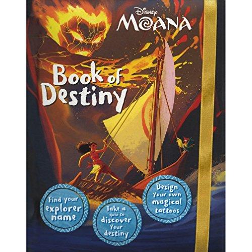 9781474852883: Disney Moana Book of Destiny