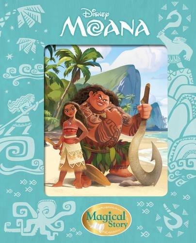 9781474852906: Disney Moana Magical Story