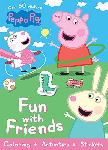 9781474854177: Peppa Pig Fun with Friends