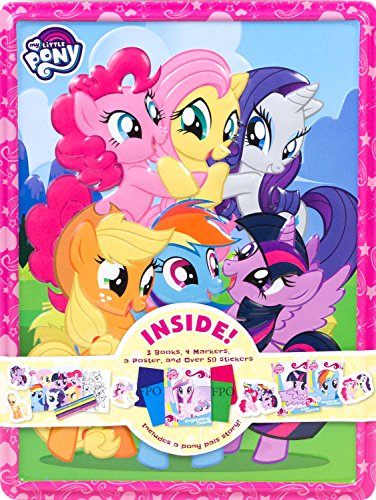 9781474857369: My Little Pony Collector's Tin (Happy Tin)