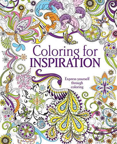 Coloring for Inspiration: Express Yourself Through Coloring