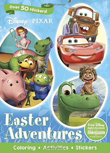 Easter Adventures (Disney Pixar): Parragon