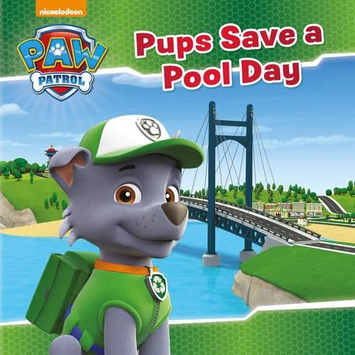 9781474862264: Nickelodeon PAW Patrol Pups Save a Pool Day