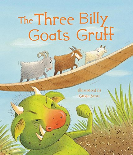 9781474864251: The Three Billy Goats Gruff