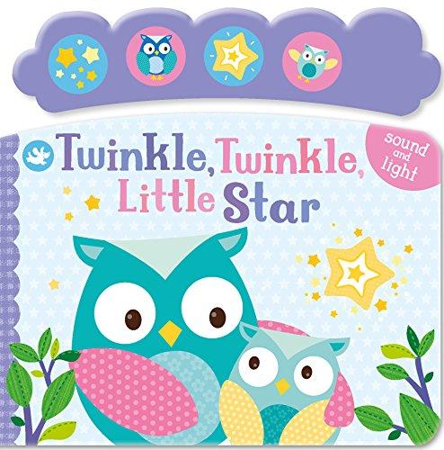 9781474866194: Little Learners Twinkle, Twinkle, Little Star: Sound and Light (Little Learners Sound and Ligh)