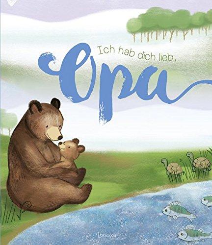 9781474867153: Ich hab dich lieb, Opa