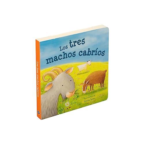 FAIRYTALE PICTURE BOARD BOOKS: LOS TRES MACHOS: PARRAGON BOOK