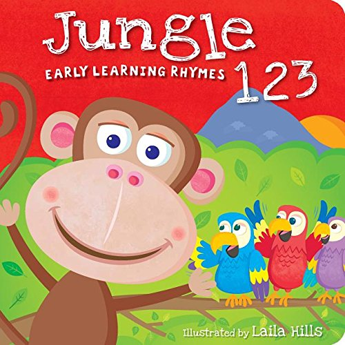 Jungle 123 (Early Learning Rhymes): Laila Hills