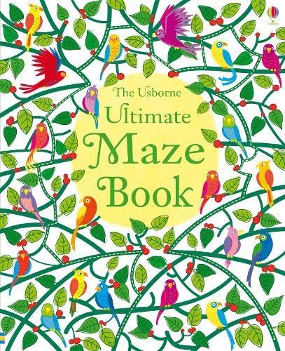 9781474903141: Ultimate Maze Book (Mazes)