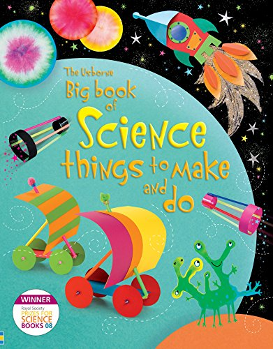 9781474903271: Big Book of Science Things to Make and Do