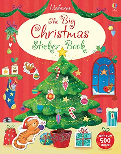9781474903615: Big Christmas Sticker Book (First Sticker Books)