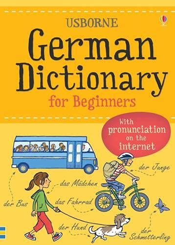 9781474903639: German Dictionary for Beginners (Beginner's Dictionary)