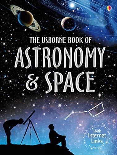 9781474903677: Usborne book of astronomy and space