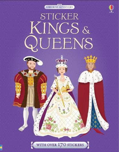 9781474903721: Sticker Kings & Queens