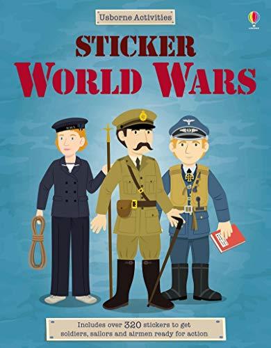 9781474903769: Sticker the World Wars