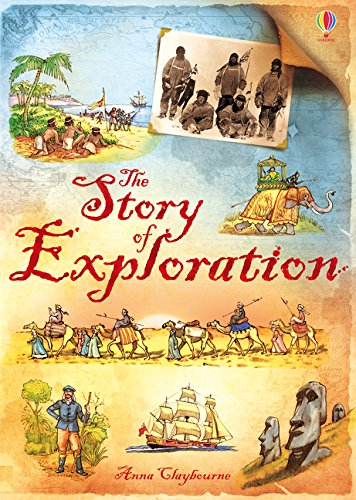 9781474903776: The Story of Exploration
