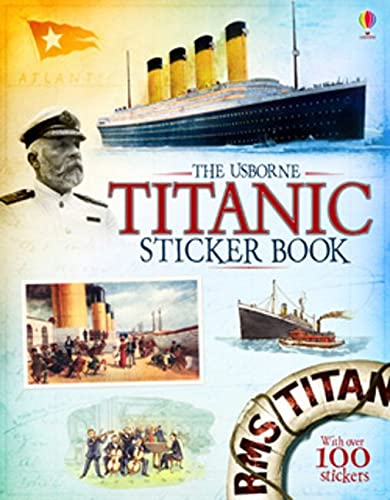 9781474903783: Titanic Sticker Book