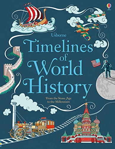 9781474903936: Timelines of World History