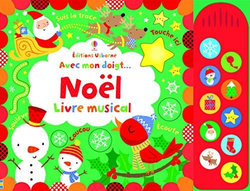 9781474904070: Avec mon doigt... No�l - Livre musical