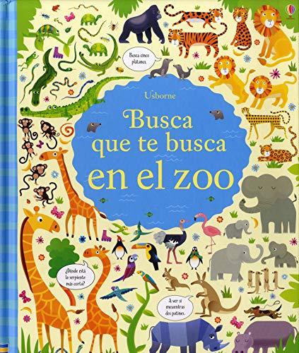 9781474904438: Busca Que Te Busca En El Zoo