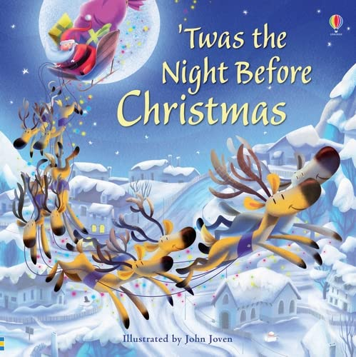 9781474906432: Twas the Night Before Christmas (Picture Books)