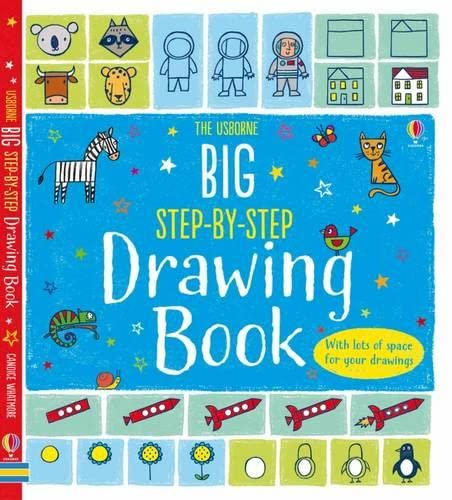 9781474906463: Big Step-by-Step Drawing Book