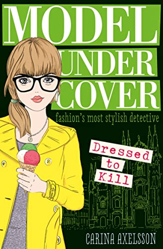 9781474906913: Model Under Cover: Dressed to Kill
