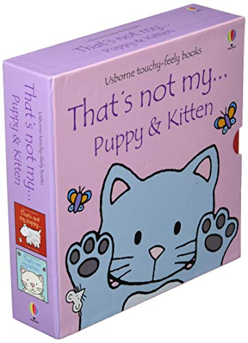 9781474907040: That's not my Puppy and Kitten - Usborne