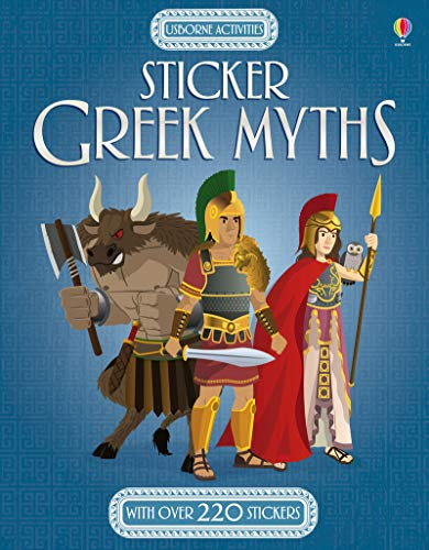 9781474907170: Sticker Greek Myths (Sticker Dressing)