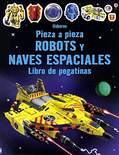 9781474907859: Robots Y Naves Especiales. Piezas