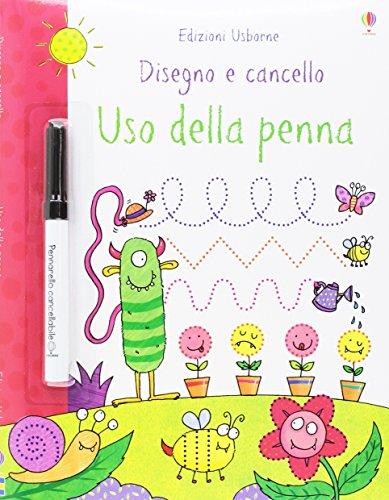 9781474908566: Uso della penna. Disegno e cancello. Con gadget