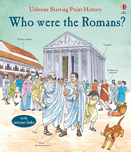 9781474910491: Who Were the Romans? (Starting Point History)