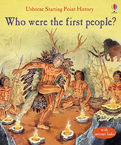 9781474910507: Who Were the First People? (Starting Point History)