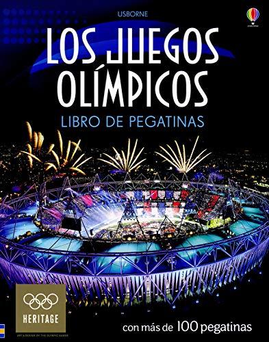9781474914291: Los Juegos Olímpicos Libro Pegatinas