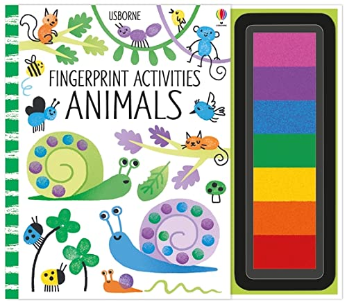 9781474914338: Fingerprint Activities: Animals